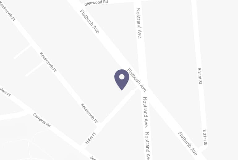 Ozeri Law Firm local map